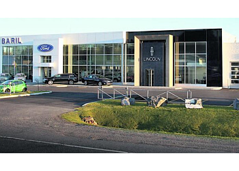 Saint Hyacinthe car dealership Baril Ford Lincoln