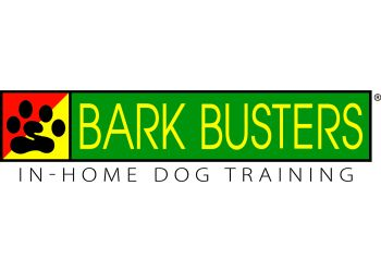 Calgary dog trainer Bark Busters in Home Dog Training