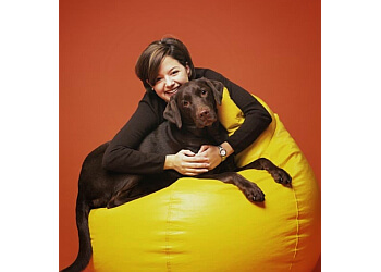 Edmonton dog trainer Bark Busters