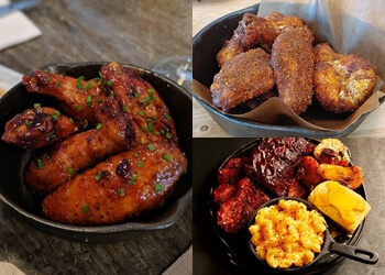 Toronto bbq restaurant Barque Smokehouse