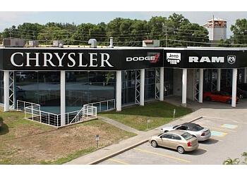 Barrie car dealership Barrie Chrysler Dodge Jeep Ram Ltd.