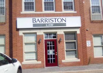 Huntsville intellectual property lawyer Barriston Law