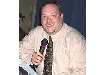 St Johns dj Barry Crocker Music Services