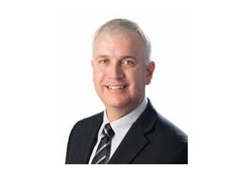 North Bay licensed insolvency trustee Barry Peake