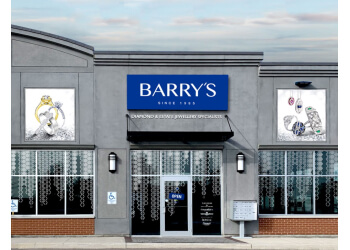 Burlington jewelry Barry's Jewellers