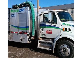 Regina septic tank service Barry's Sewer Service