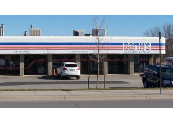 Orangeville dry cleaner Barth's Cleaning Centre
