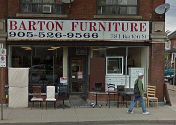 Hamilton furniture store BARTON FURNITURE