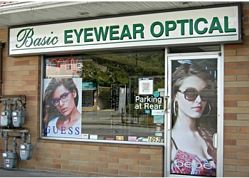 Coquitlam optician Basic Eyewear Optical