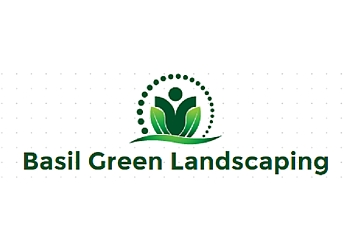 Richmond lawn care service Basil Green Landscaping