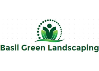 Surrey lawn care service Basil Green Landscaping
