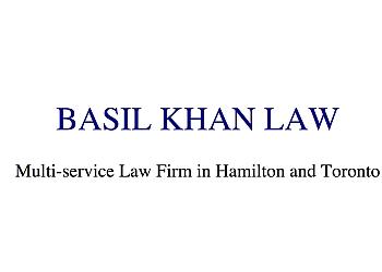 Hamilton notary public BASIL KHAN LAW