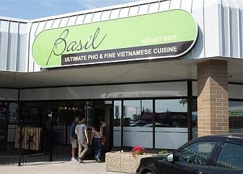 Calgary vietnamese restaurant Basil Ultimate Pho and Fine Vietnamese Cuisine
