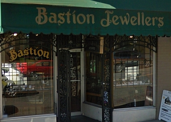 Nanaimo jewelry Bastion Jewellers
