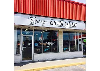 Belleville custom cabinet Bay Kitchen Gallery Ltd.