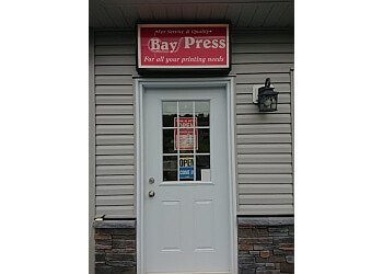 Huntsville printer Bay Press