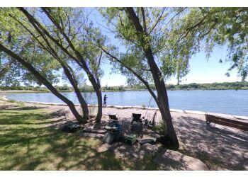 Hamilton public park Bayfront Park
