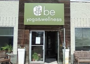 Burlington yoga studio Be Yoga & Wellness
