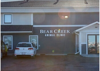 Grande Prairie veterinary clinic Bear Creek Animal Clinic