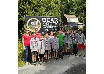 Barrie places to see Bear Creek Exotic Wildlife Sanctuary