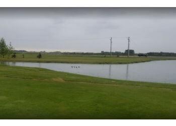 Grande Prairie golf course Bear Creek Golf Club