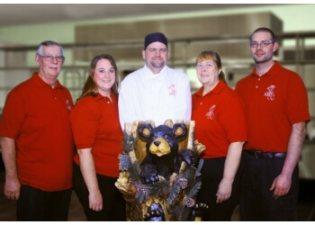 Huntsville caterer Bear Necessities Catering
