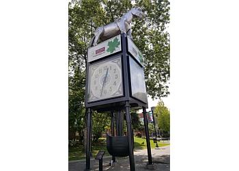 Maple Ridge landmark Beast Horse Clock