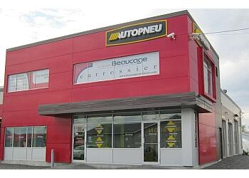 Granby auto body shop Beaucage Carrossier