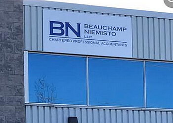 Thunder Bay accounting firm Beauchamp Niemisto LLP