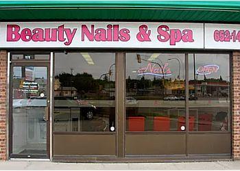 Saskatoon nail salon Beauty Nails & Spa