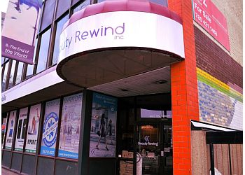Edmonton med spa Beauty Rewind inc.