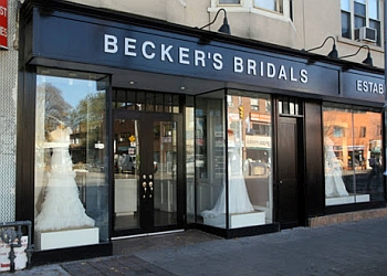 Toronto bridal shop Becker's Bridals