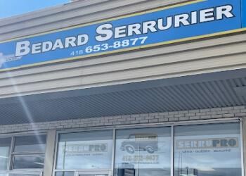 Quebec locksmith Bedard Serrurier Ste-Foy Inc.