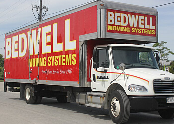 Pickering moving company Bedwell Van Lines