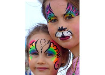 St Catharines face painting BeeBop the Clown & Friends