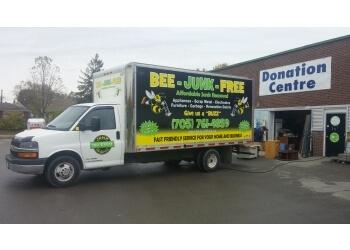 Peterborough junk removal Bee Junk Free