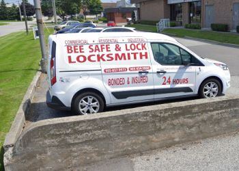 Bee Safe & Lock Inc Pickering Locksmiths