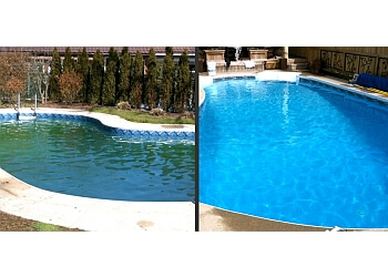 Kitchener pool service Beechmount Pools