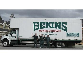 Prince George moving company Bekins Moving & Storage