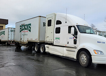 Saanich moving company Bekins Moving and Storage