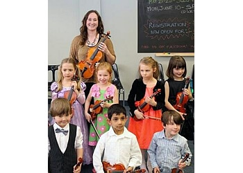Hamilton music school Bel Canto Strings Academy