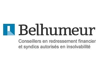 Drummondville licensed insolvency trustee Belhumeur