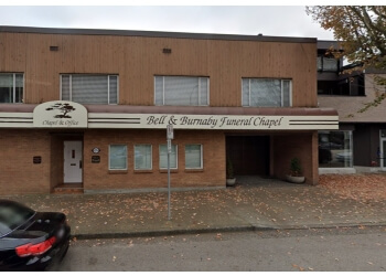 Burnaby funeral home Bell & Burnaby Funeral Chapel