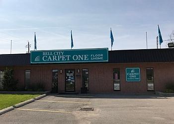 Brantford flooring company Bell City Carpet One