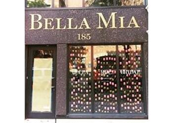 Hamilton bridal shop Bella Mia Bridal