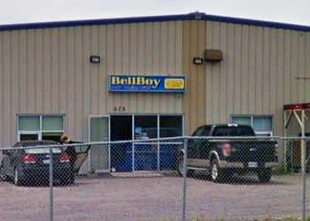 Fredericton dry cleaner Bellboy Dry Cleaning and Laundry Ltd