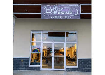 Granby hair salon Belles R'Belles
