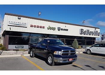 Belleville car dealership Belleville Dodge Chrysler Jeep