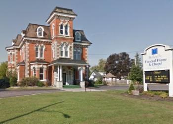 Belleville funeral home Belleville Funeral Home & Chapel Ltd.