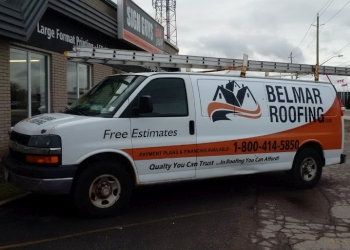 Cambridge roofing contractor Belmar Roofing